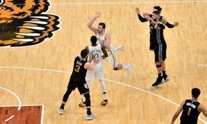 Neverjeten met Dončića v zadnji sekundi prinesel zmago Mavericksom