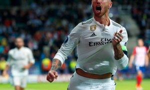 Bo Ramos tisti jeziček na tehtnici, ki bo Realu prinesel naslov?