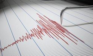 Šibek potresni sunek v bližini Tolmeča v Italiji