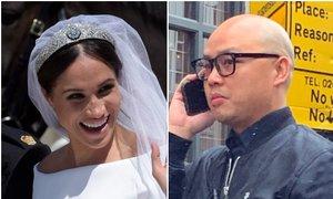 Vizažist razkril, kako se je Meghan obnašala na svoj poročni dan