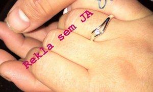 Ana in Jaka iz Ljubezni po domače zaročena: Rekla sem ja