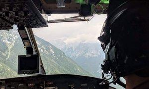 27-letni planinki spodrsnilo, padla okoli 70 metrov v globino in umrla
