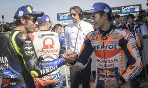 Rossi je praznoval 41., Marquez 27. rojstni dan