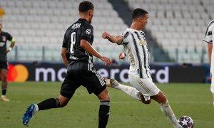 Gol sezone Lige prvakov: Ronaldov projektil Lyonu