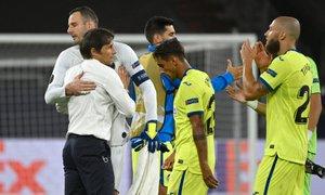 Inter s Handanovićem preskočil Getafe, Copengahen do veličastnega preobrata