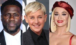 Kevin Hart in Katy Perry javno podprla Ellen DeGeneres