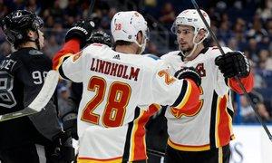 Calgary Flames in New York Islanders le korak do končnice