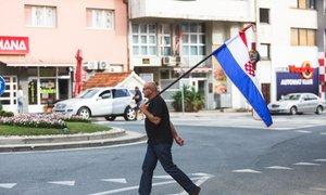 Hrvati praznujejo dan zmage, Vučić: Ne bomo slavili tragedije srbskega naroda