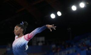Bilesova z bronom zaključila olimpijske nastope, zmaga Čenčenovi