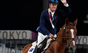 62-letni Avstralec v Tokiu do kar dveh medalj