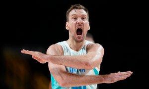 Slovenija povozila še Nemčijo za polfinalni obračun s Francozi