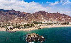 'Nepiratski' incident na obali Združenih arabskih emiratov