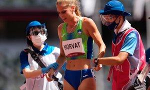 Anita Horvat 28. na 400 m na OI