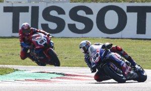 Superbike: Danes prva od treh dirk za VN Argentine