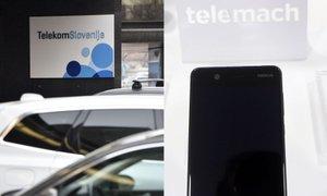 Telemach toži Telekom Slovenije za skoraj 30 milijonov evrov