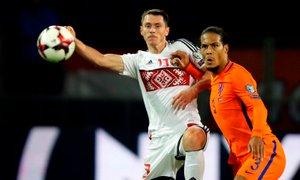 Veliko ime izpušča Euro 2020: Van Dijk odpovedal nastop