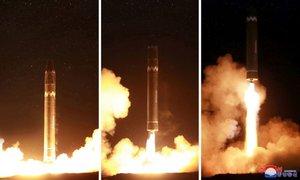 Satelitski posnetki razkrili 13 skrivnih raketnih izstrelišč v Severni Koreji