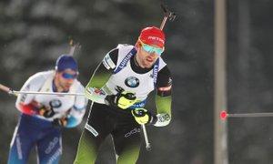 Biatlonski polom slovenske reprezentance, zmaga Norvežanu in Slovakinji