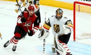 Calgary kljub porazu ostaja druga ekipa v NHL