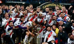 Madrid je s finalom Cope Libertadores zaslužil 42 milijonov evrov