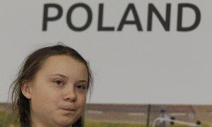 15-letnica zabrusila okoljskim pogajalcem: Niste dovolj zreli