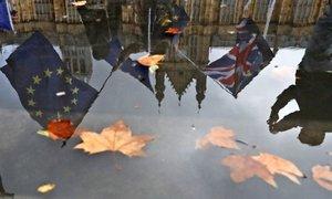 Tajni dokument razkriva kaotične priprave na brexit brez dogovora