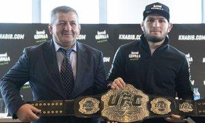 Svet UFC zavit v črno: za posledicami koronavirusa preminil oče Khabiba ...