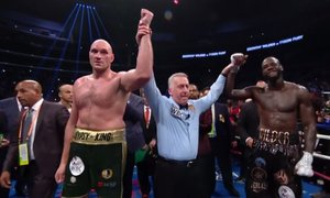 WBC zahteva 'revanšo', Joshua bi Furyja, Fury bi kogarkoli