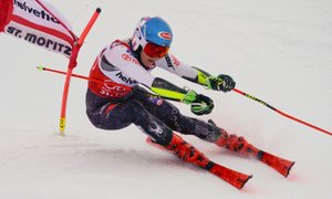 Štuhčeva trenira s Kanadčankami in Švicarkami, Shifrrinova presegla Tino Maze