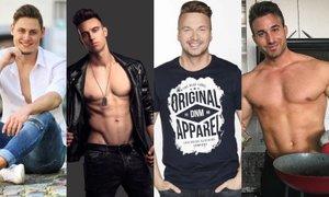 Kdo je najbolj seksi znani Slovenec leta 2019? Glasujte!