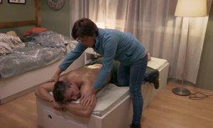 Marjana se je pošalila na Renejev način: Kakšne so to mišice?