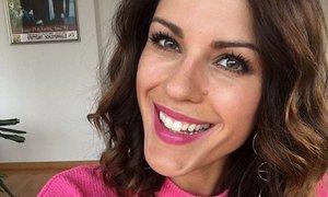 Nuša Lesar po posvetu z dermatologinjo odstranila materino znamenje
