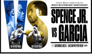 Aktualni prvak Spence favorit, a Garcia ni od muh