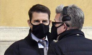 Tom Cruise prvič spregovoril o izbruhu na snemanju: Bil sem zelo čustven