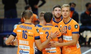 ACH Volley spet prvak srednjeevropske lige