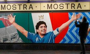 Ugotovitve preiskave: Maradona je bil pred smrtjo 'prepuščen usodi'