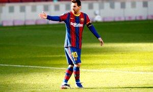 Koeman: Besede predsednika ne pomagajo, Messi se lahko odloči sam