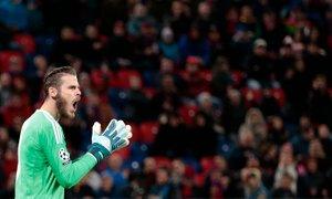 De Gea in Lingard rešila Manchester United, Chelsea premagal Tottenham