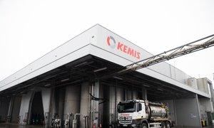Kemis ni porušil podzemnega rezervoarja za požarno vodo
