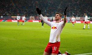 Leipzig v četrtfinalu Lige prvakov morda že brez Wernerja