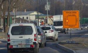 Do 30. aprila zaprta Cesta dveh cesarjev v Ljubljani