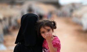 Stari starši poskušajo rešiti vnuke, rojene v samooklicani Islamski državi