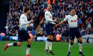 Long dosegel najhitrejši gol v zgodovini PL, Tottenham do zmage v 88. minuti