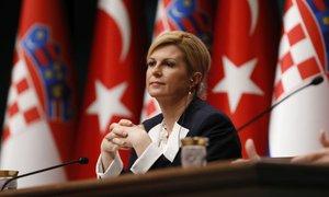 Hrvaška predsednica: Imam predispozicije za rakasta obolenja