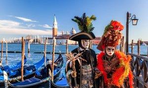 'Norčije, maske in zabava' doma in po svetu že v polnem zagonu