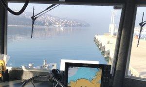 Z novim hitrim in odzivnim plovilom proti onesnaževanju