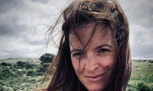 Noseča Ana Dolinar Horvat: Hčerkici se dojenčka zelo veselita