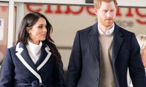 Meghan in Harry bosta v Kanadi ostala brez zaščite