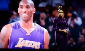 Jennifer Hudson: čustven poklon Kobeju Bryantu