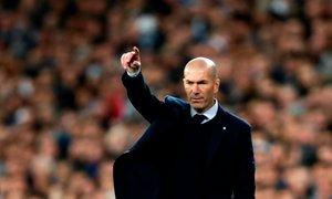 Zidane umirja strasti: Ničesar še nismo osvojili